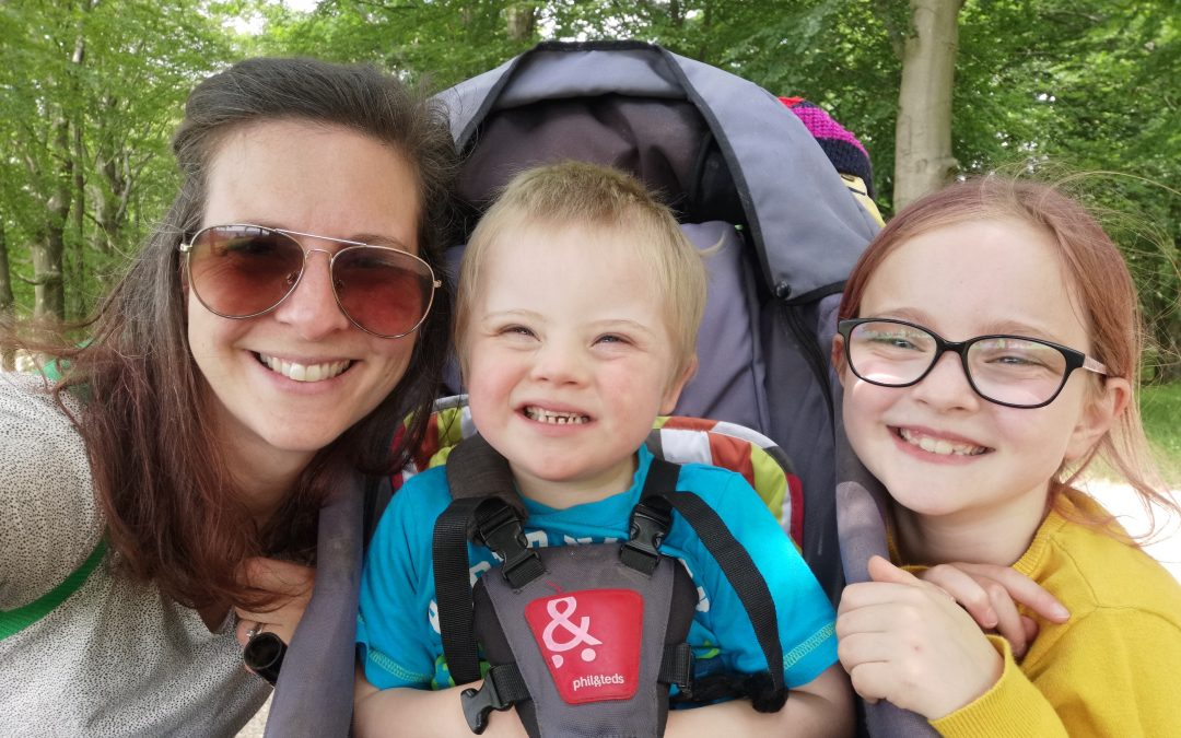 """""""Nothing to be sorry about here"""": Meet the families changing the narrative around Down Syndrome"""