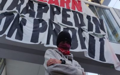 """""""We were sold a lie"""": Meet the student rent strikers occupying Sheffield's Arts Tower"""