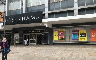 Debenhams have confirmed dates for closure of Sheffield stores